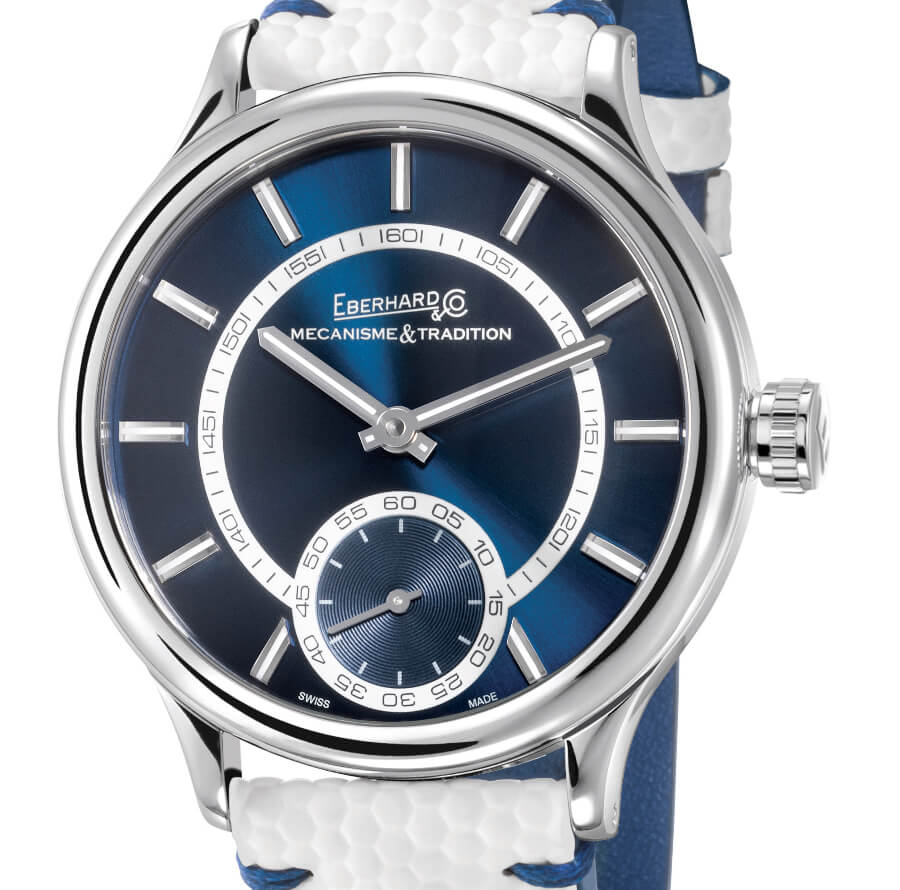Eberhard & Co. Traversetolo In Blue