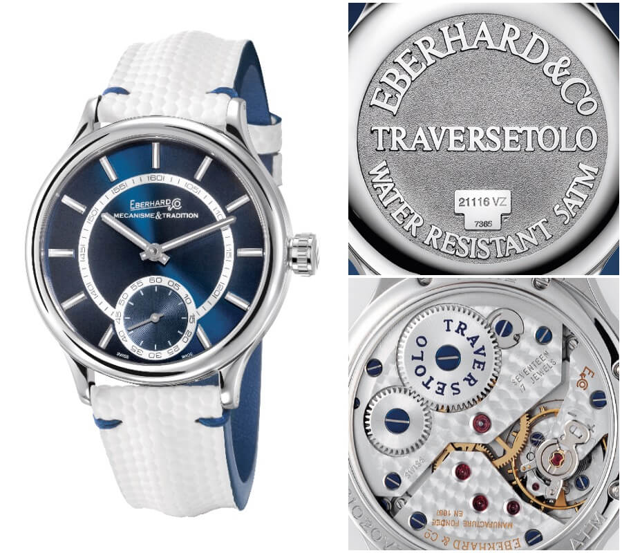 Eberhard & Co. Traversetolo Watch Review