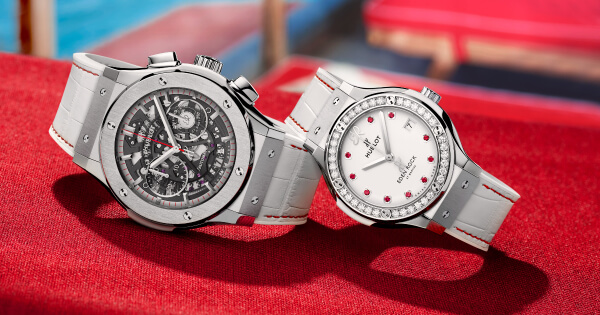 Hublot Classic Fusion & Classic Fusion Aerofusion Chronograph Special Edition Eden Rock St Barths (Price, Pictures and Specifications)