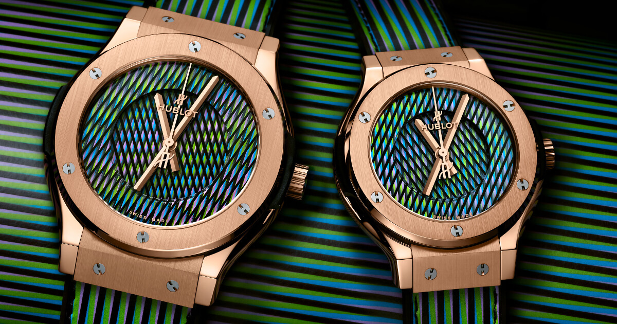 Hublot Classic Fusion Cruz-Diez (Price, Pictures and Specifications)