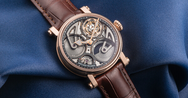 Speake-Marin One & Two Openworked Tourbillon (Price, Pictures and Specifications)
