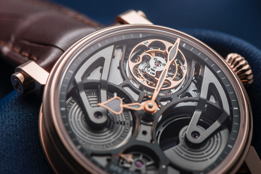 The New Speake-Marin One & Two Openworked Tourbillon