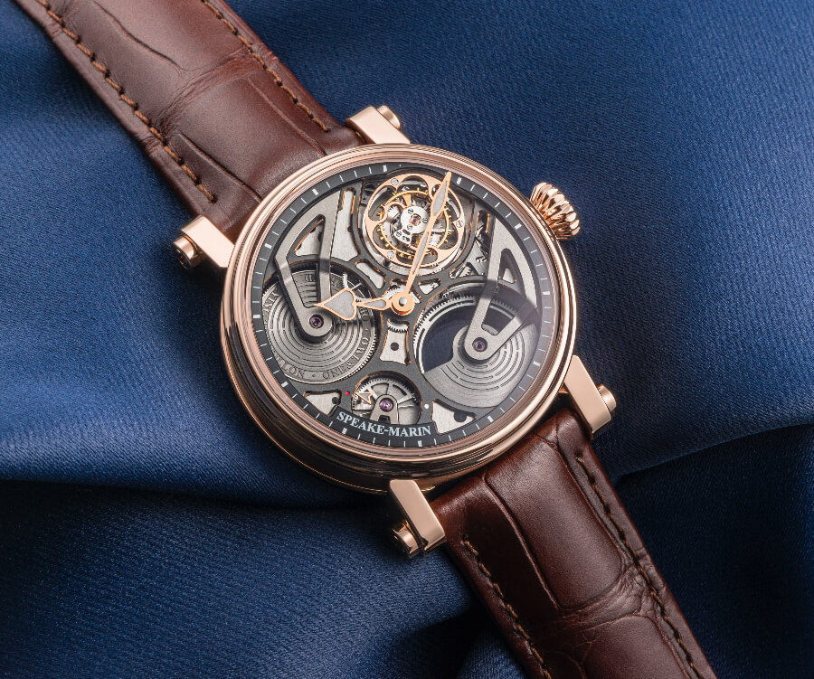 Speake-Marin One & Two Openworked Tourbillon Watch Review