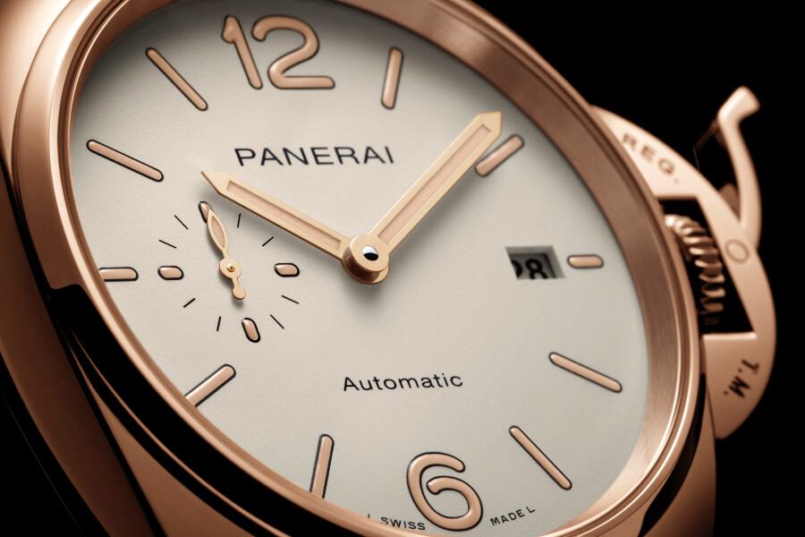 Panerai Luminor Due Goldtech 42 MM Ref. PAM01042