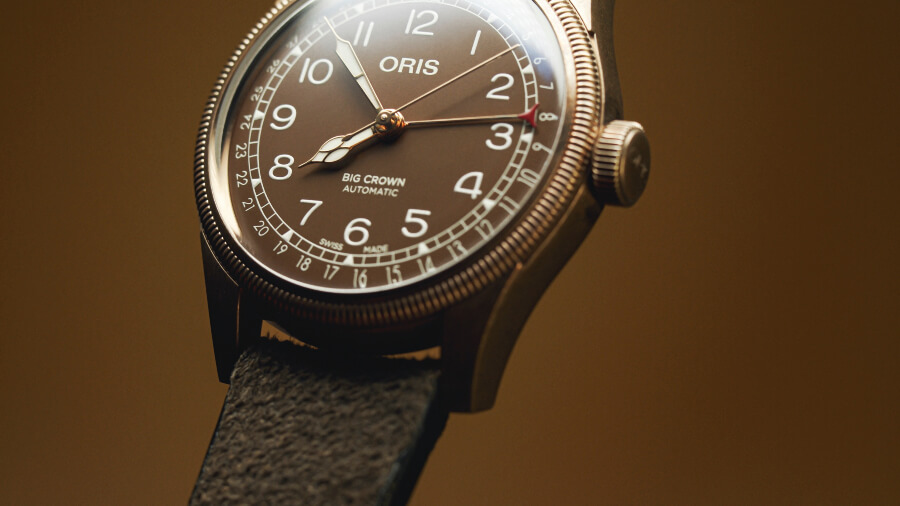 The New Oris Big Crown Bronze Pointer Date