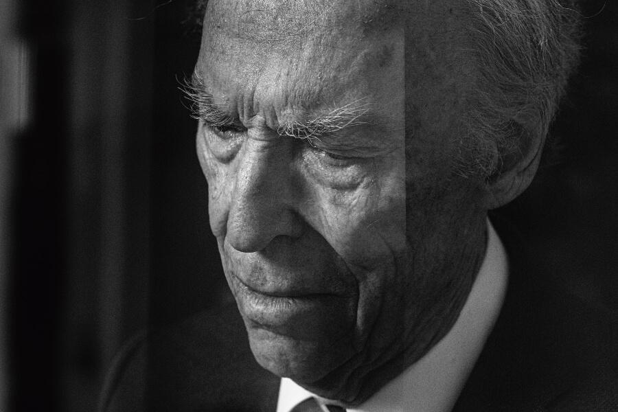 Oris's Honorary Chairman Dr. Rolf Portmann