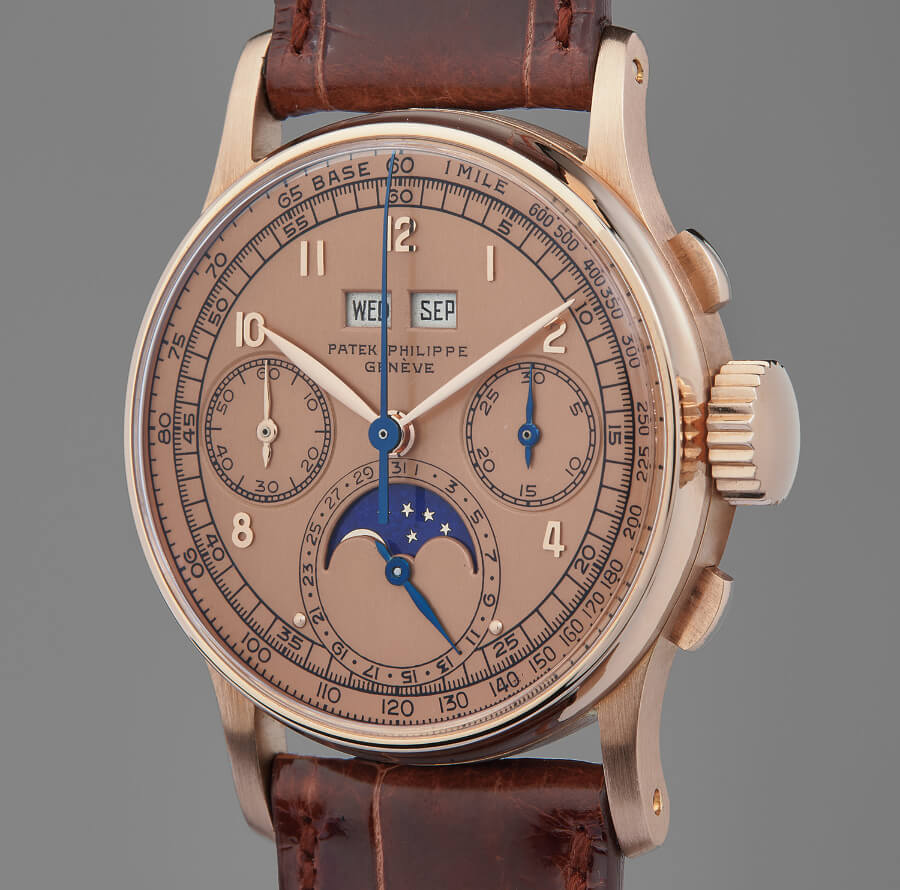 Best Watch PATEK PHILIPPE. Ref. 1518