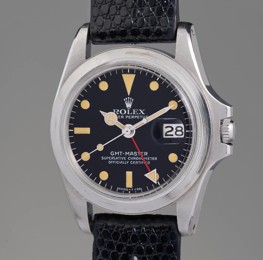 Marlon Brando's Rolex GMT-Master reference 1675