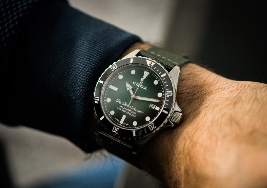 Edox Watch review