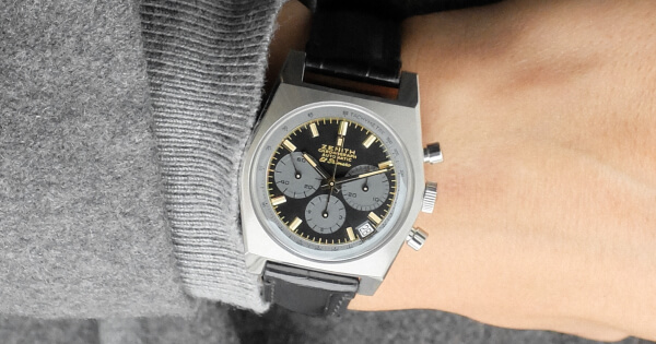 Zenith El Primero A384 Revival Lupin The Third Edition (Price, Pictures and Specifications)