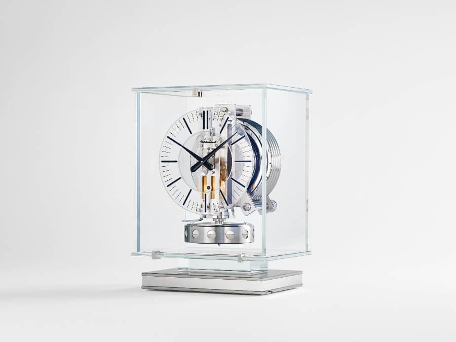 Jaeger-LeCoultre Atmos Transparente Clock