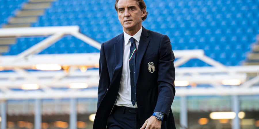 Roberto Mancini Richard Mille Watch