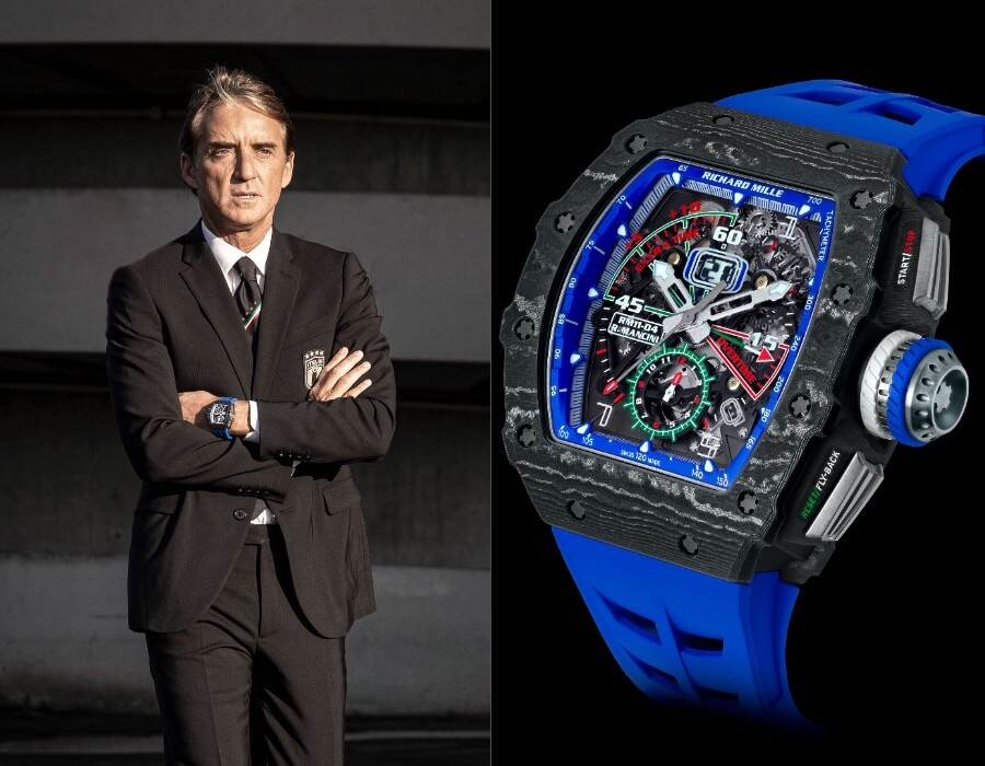 Roberto Mancini Watch Collection