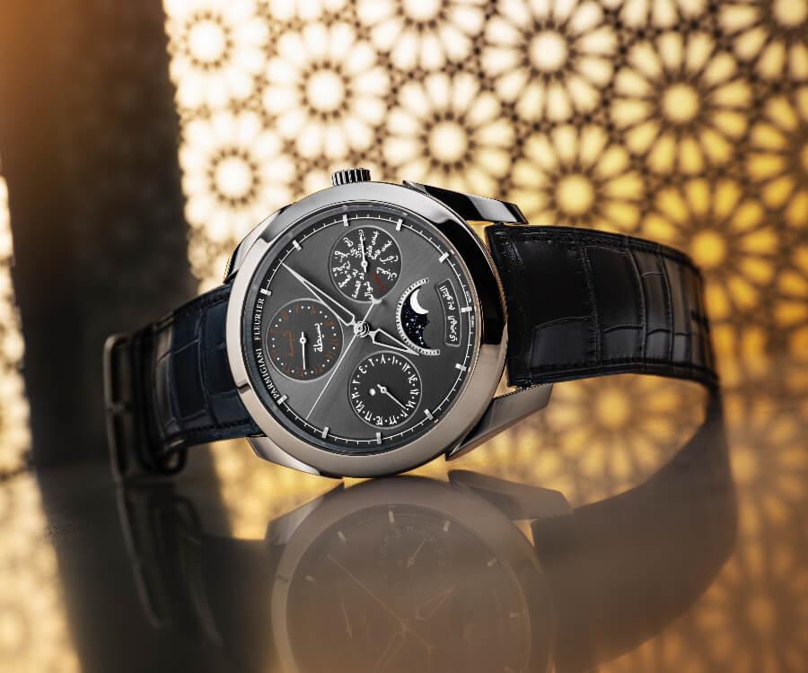 Parmigiani Hijri Perpetual Calendar Watch Review