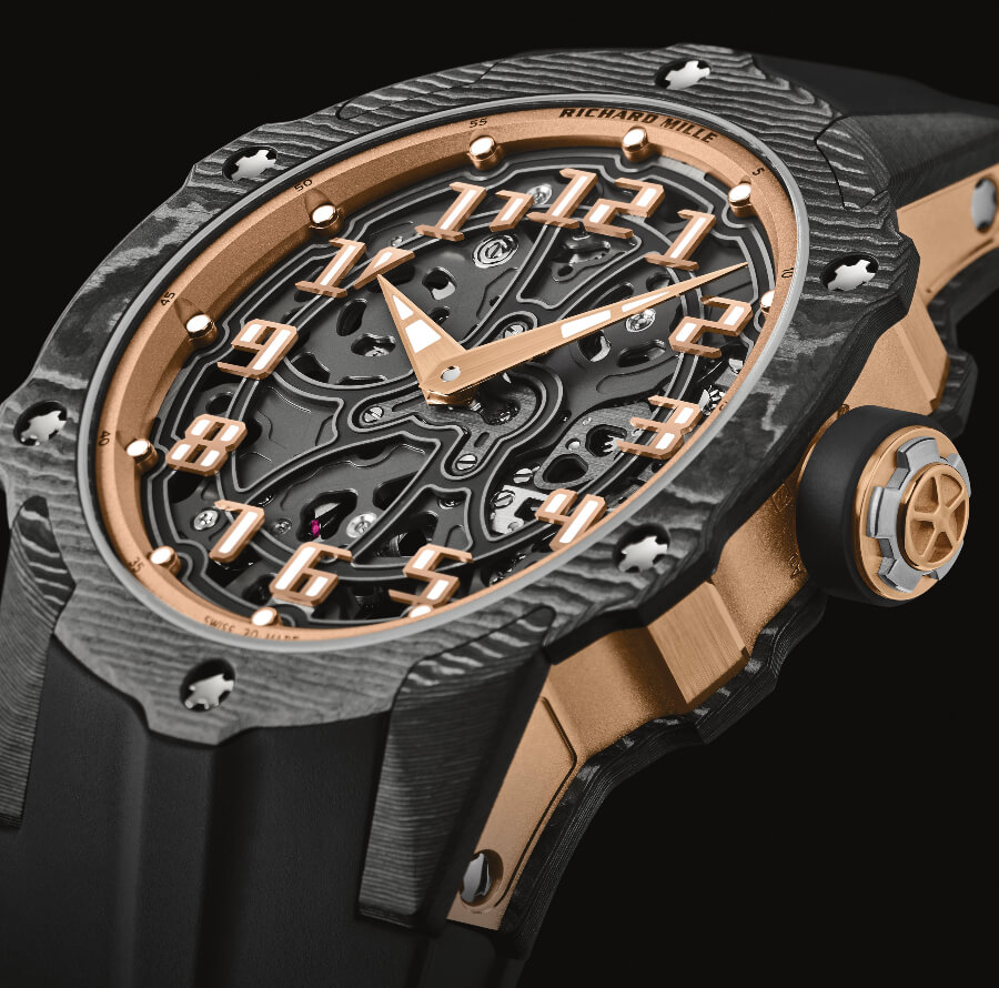 Expensive Watches Richard Mille RM 33-02 Automatic