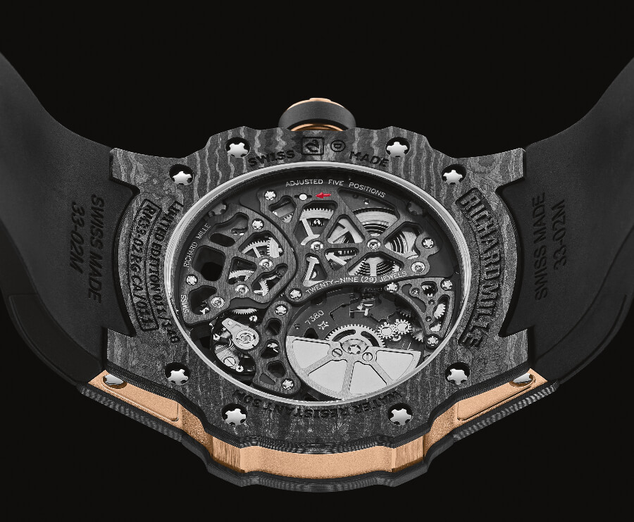 Richard Mille RM 33-02 Automatic Watch Movement
