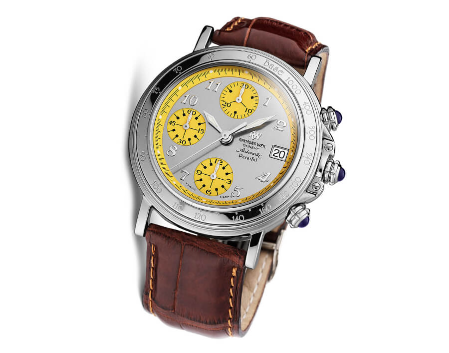 Raymond Weil Parsifal Heritage Chronograph Watch Review