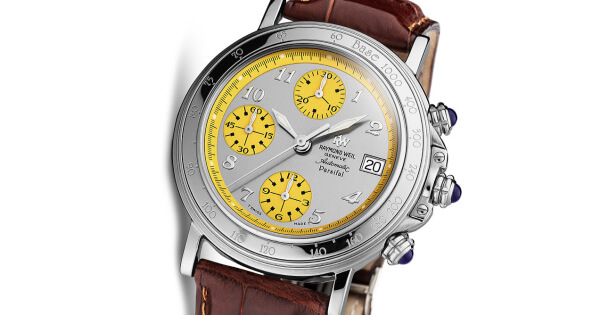 Raymond Weil Parsifal Heritage Chronograph Watch