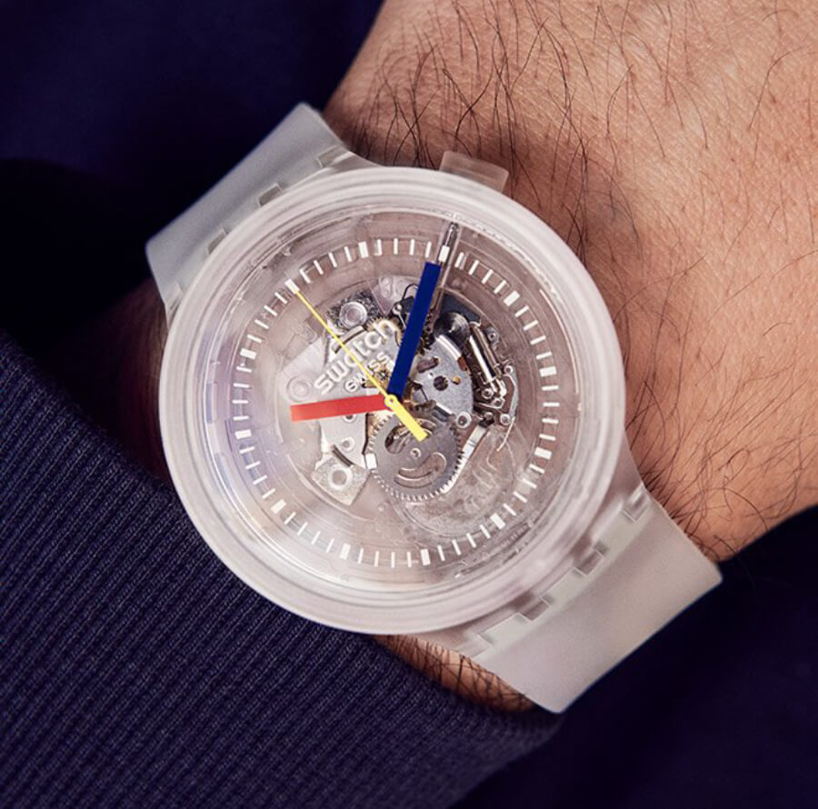 Swatch Big Bold Jellyfish Watch Review