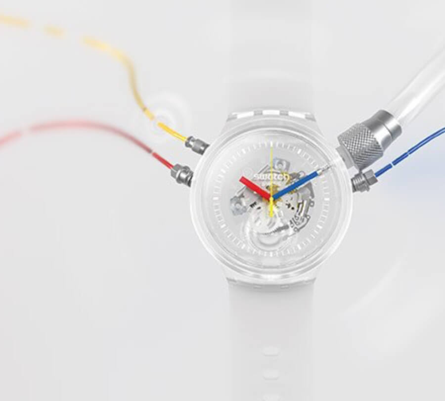 The New Swatch Big Bold Jellyfish