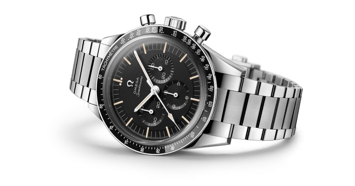 Omega Speedmaster Moonwatch 321 Stainless Steel Ed White (Price, Pictures and Specifications)