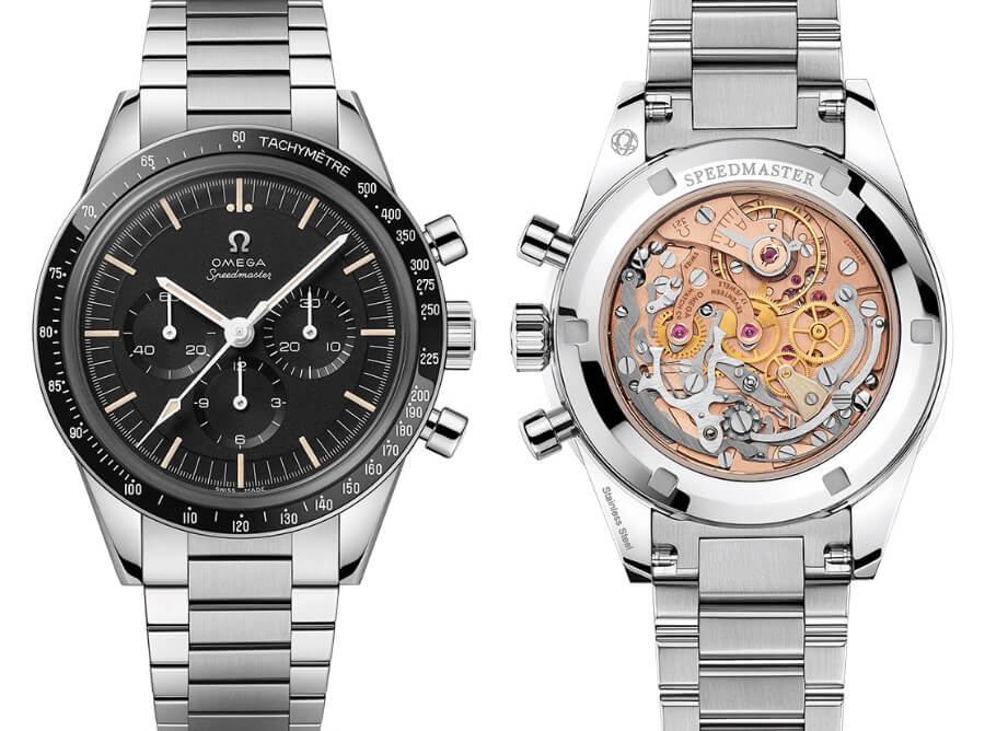 Omega Speedmaster Moonwatch 321 Stainless Steel Ed White Watch Review