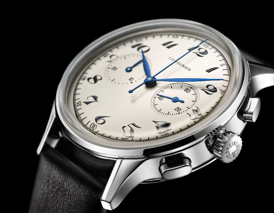 Longines Heritage Classic Chronograph 1946 Watch Review