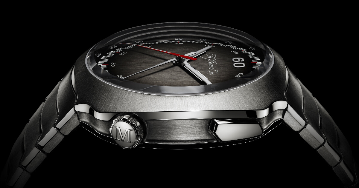 H. Moser & Cie. Streamliner Flyback Chronograph Automatic (Price, Pictures and Specifications)