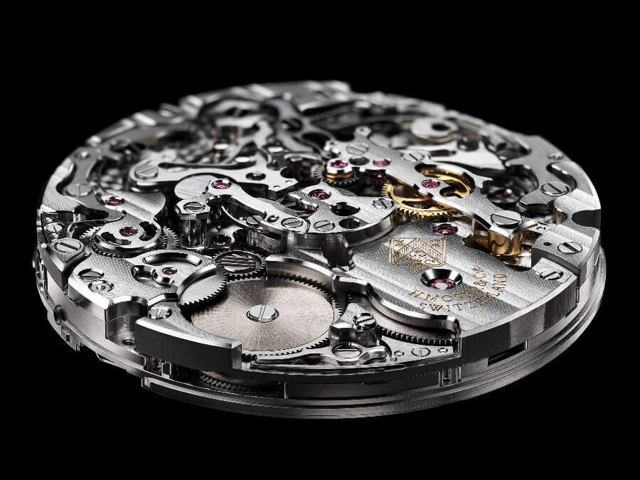Flyback Chronograph Movement