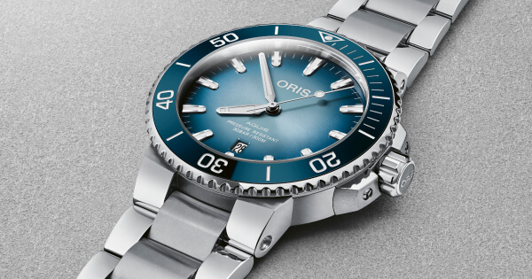 Oris Lake Baikal Limited Edition (Price, Pictures and Specs)