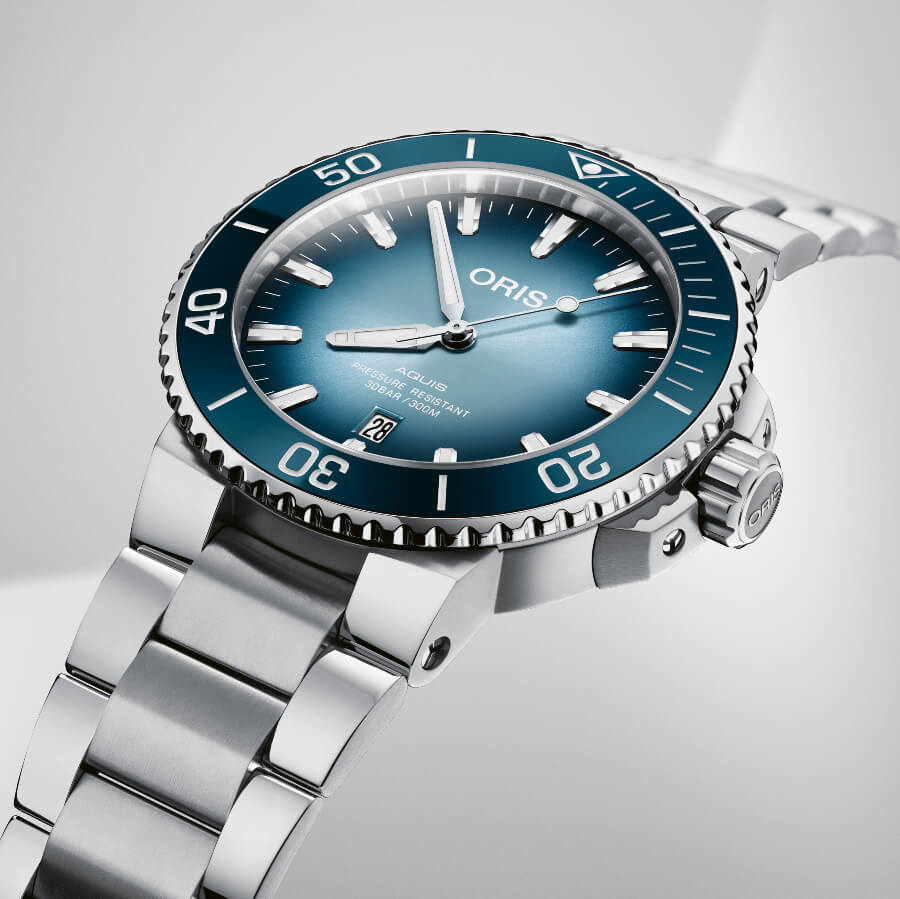 The New Oris Lake Baikal Limited Edition