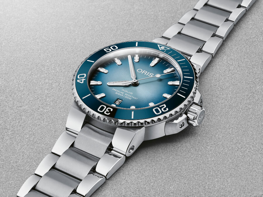 Oris Lake Baikal Limited Edition Watch Review