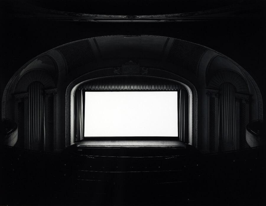 Hiroshi Sugimoto Theaters
