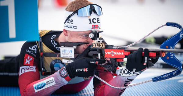 World Champion Biathlete Johannes Thingnes Bø Is The Newest Member Of Richard Mille Family