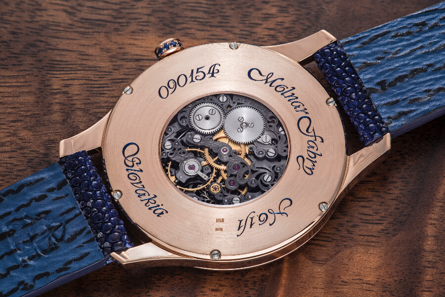 Frederic Piguet 21 movement