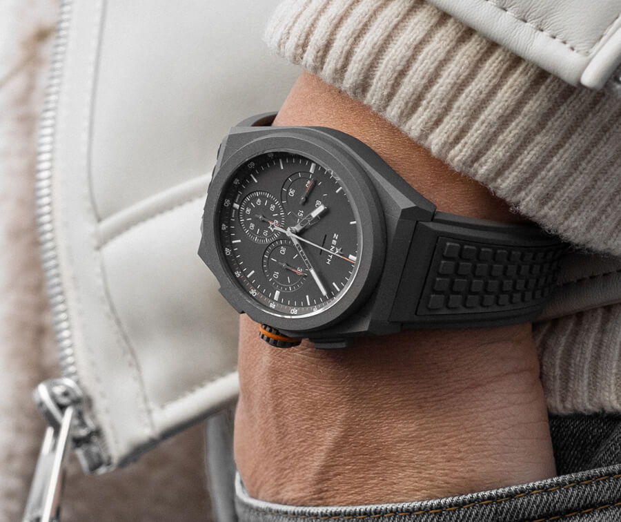 Zenith DEFY 21 Land Rover Edition Watch Review