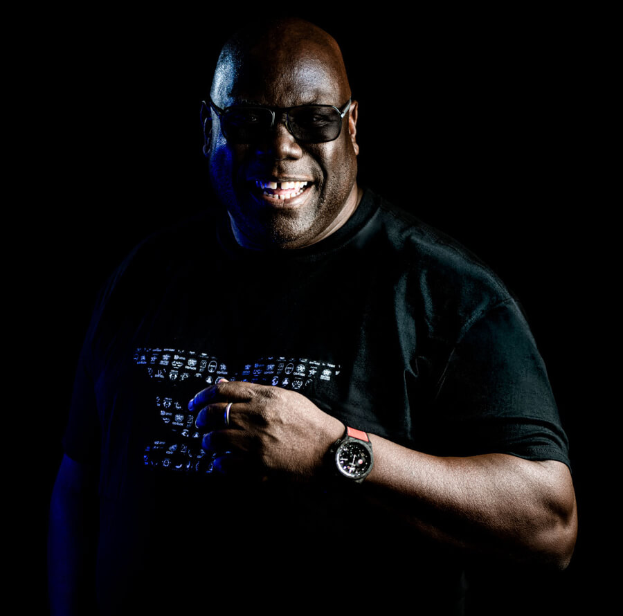 Carl Cox Wach Collection