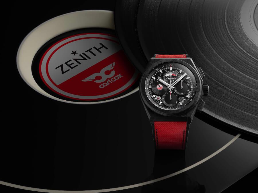 Zenith DEFY 21 Carl Cox Watch review