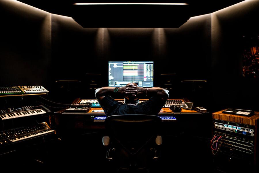 Carl Cox Studio