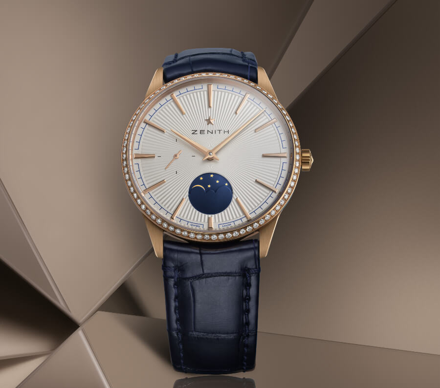 The New Zenith Elite Moonphase