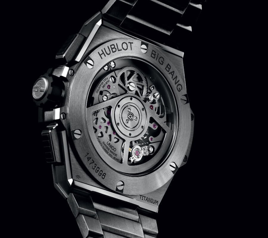 Hublot Big Bang Integral Movement FlyBack