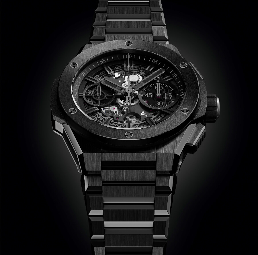 Hublot Big Bang Integral Chronograph column wheel