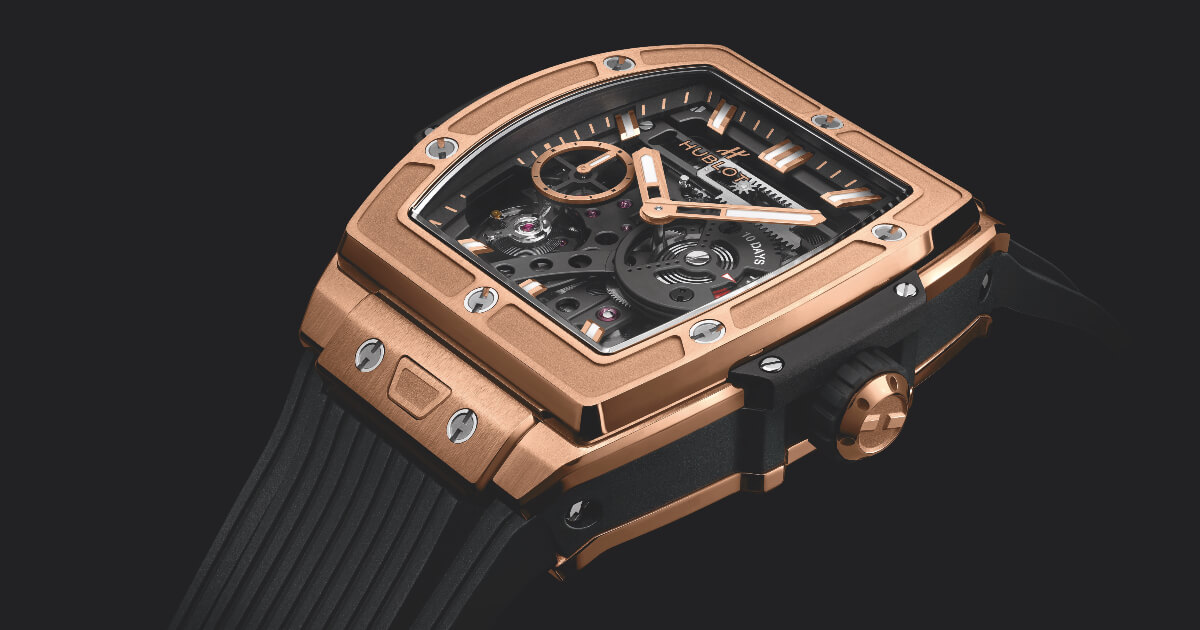 Hublot Spirit Of Big Bang Meca-10 (Price, Pictures and Specifications)