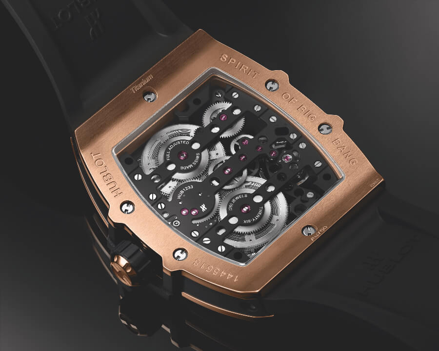 Hublot Spirit Of Big Bang Meca-10 Movement