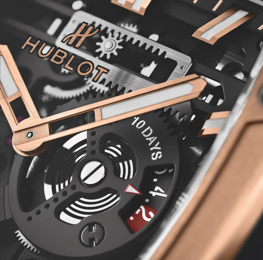 Hublot Spirit Of Big Bang Meca-10 Dial