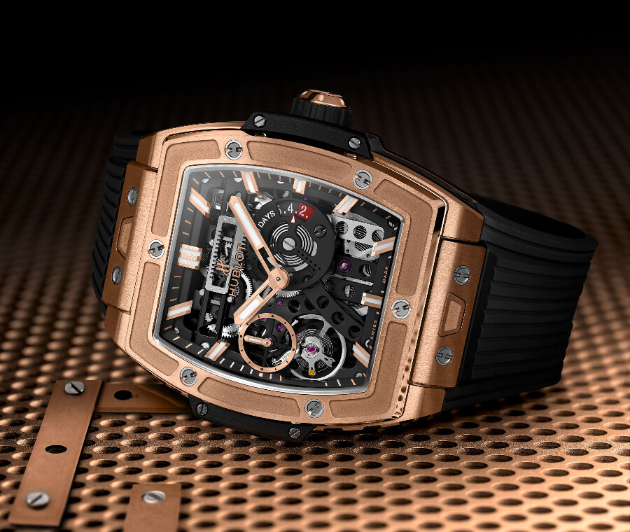 Hublot Spirit Of Big Bang Meca-10 Watch Review