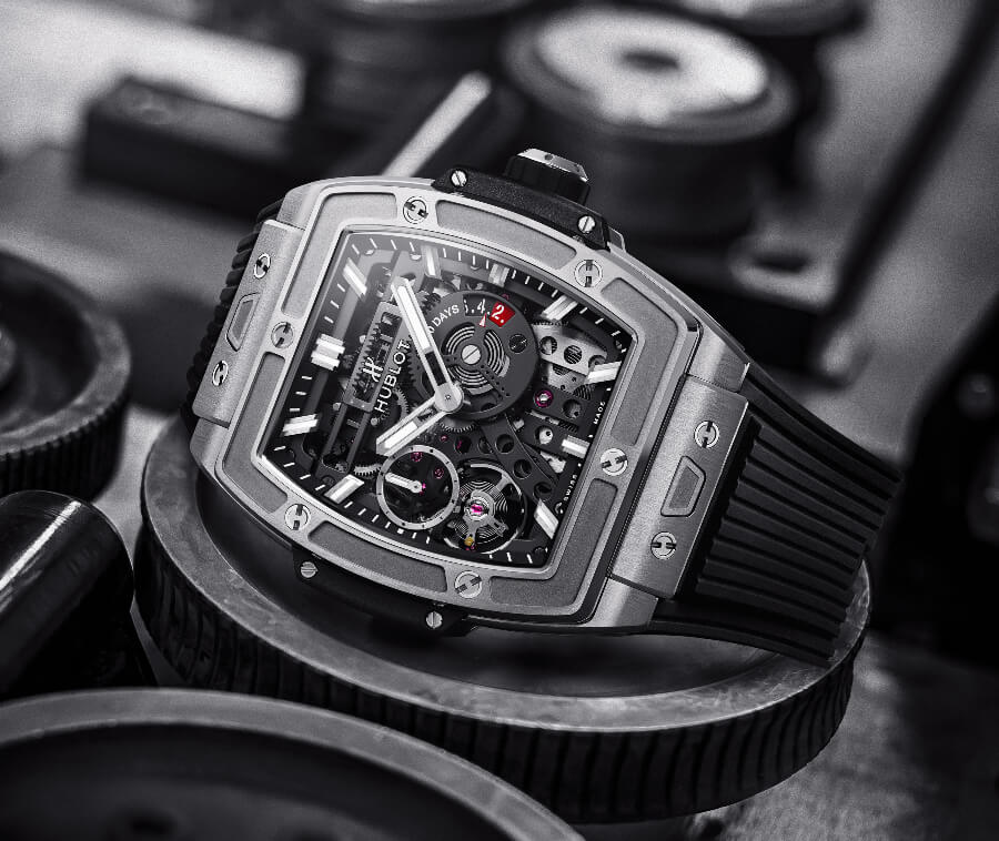 The New Hublot Spirit Of Big Bang Meca-10