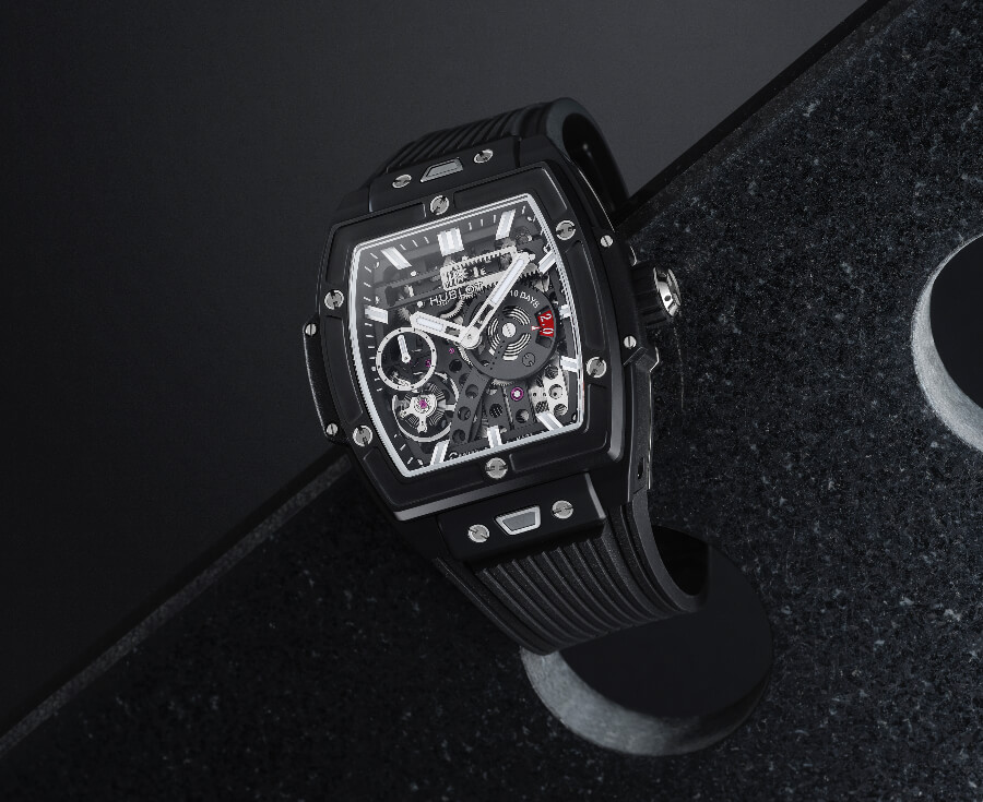 The New Hublot Spirit Of Big Bang Meca-10 Men Watch