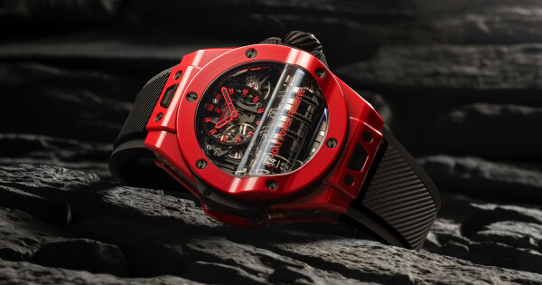 Hublot Big Bang MP-11 Red Magic (Pictures, Price and Specifications)