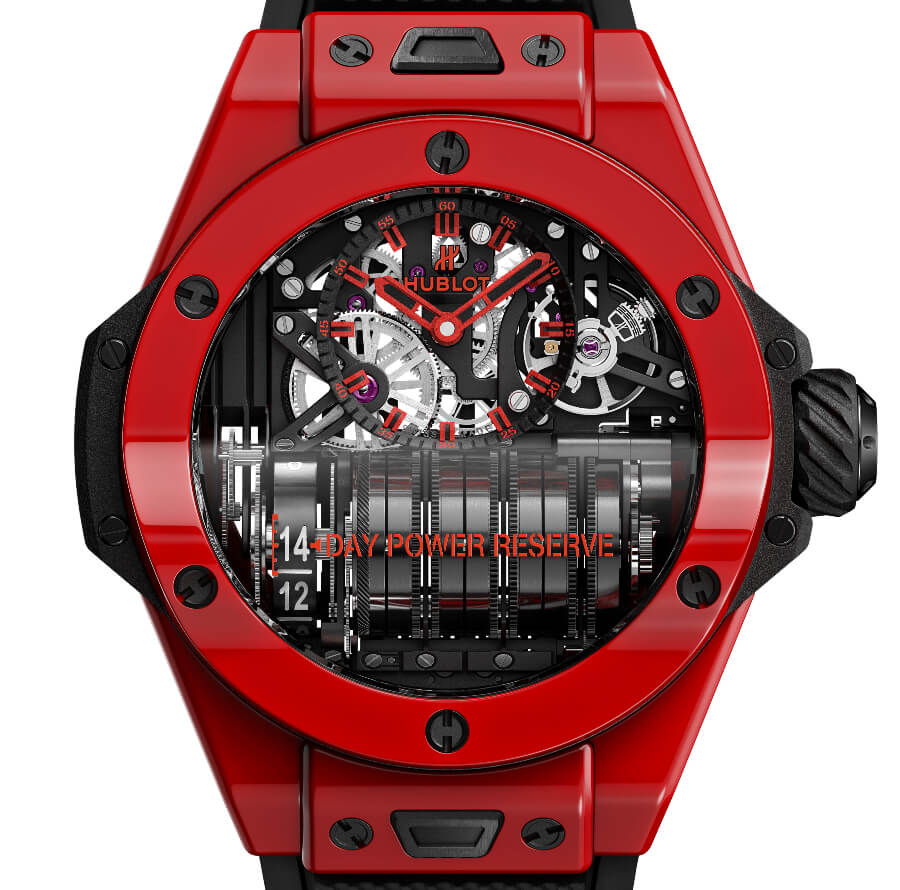 Hublot Big Bang MP-11 Red Magic